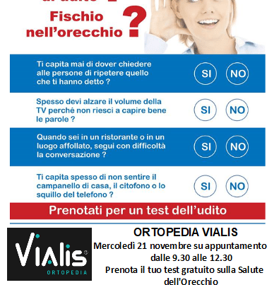 ORTOPEDIA VIALIS_screening_21-11-2018_mattino